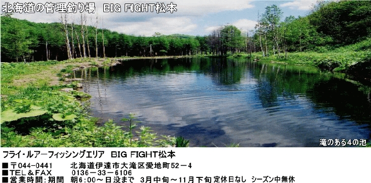 BIG FIGHT 松本